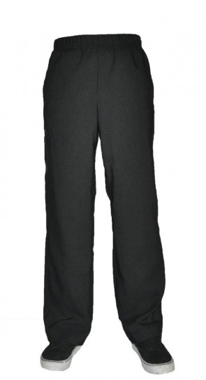 MEN LAB PANTS WITH ELASTIC BAND