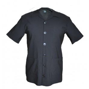 MEN SHIRT BUTTON CLOSURE